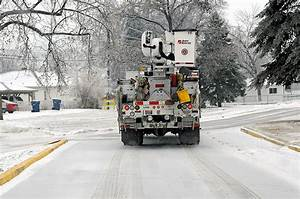Widespread Power Outages Due To Winter Storm | Public ...