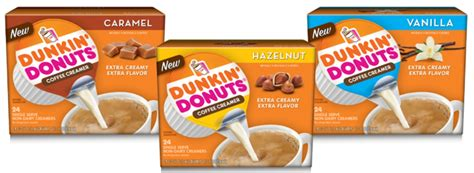 As a personal preference, i like to keep my coffees simple to avoid any confusion. New $1/1 Dunkin' Donuts Coffee Creamer Singles Coupon = 24-Count Box Only $1.78 at Walmart ...