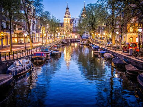 Amsterdam To Bruges Self Guided Bike Tour Holland