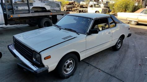 Datsun 310 Gx For Sale by 1982 Datsun 310 Gx See California Vehicle Last