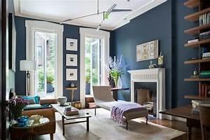 bien deco peinture salon 2 couleurs 3 233clectique avec With peindre salon 2 couleurs