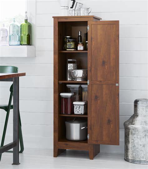 rustic single door storage pantry cabinet organizer cupboard vintage furniture ebay