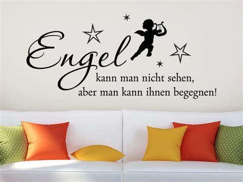 Wandtattoo Kinderzimmer Engel by Wandtattoo Engel Kann Nicht Sehen Klebeheld De