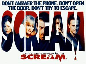 FILM STUDY: why SCREAM [1996] is an important horror film ...