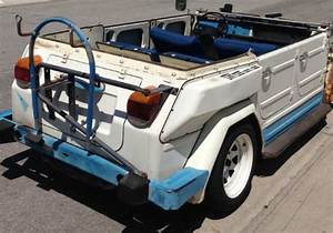 1974 Vw Thing 181 Manual Car For Sale In Ventura County