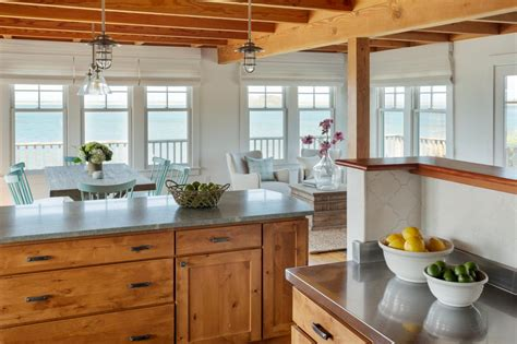 coastal cottage kitchens organically inspired cottage home on martha s vineyard 2269
