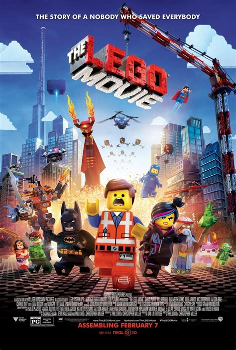 The LEGO Movie DVD Release Date | Redbox, Netflix, iTunes ...