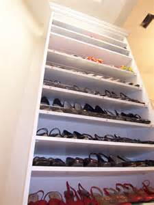 Closet Shoe Shelf Organizer