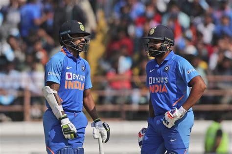 Rohit sharma, virat kohli (c), rishabh pant, hardik pandya, kl rahul. IND Vs ENG, 1st ODI: Rohit Sharma Rested To Give Shikhar ...