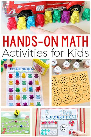 preschool math activities that are 926 | Math Activities for Kids Feature