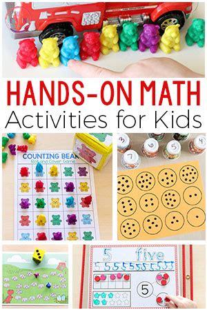 preschool math activities that are 937 | Math Activities for Kids Feature