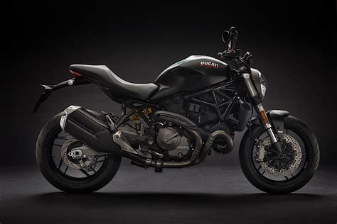 Ducati Monster 821 Goes Old-school For 2018