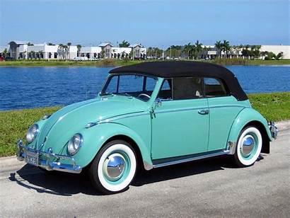 Vw Volkswagen Beetle Convertible 1962 Type1 Escarabajo