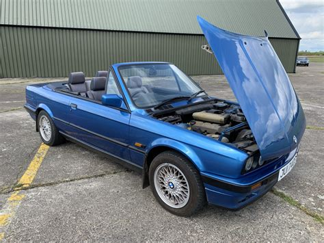 1991 Bmw E30 by 1991 Bmw 318 E30 Cabriolet Bridge Classic Cars