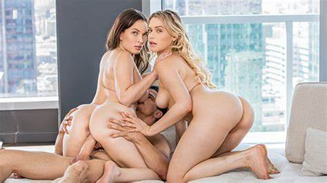 Mia Malkova And Lily Hate Bride