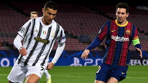 Ronaldo Vs Messi Goal For Goal - Mostbet