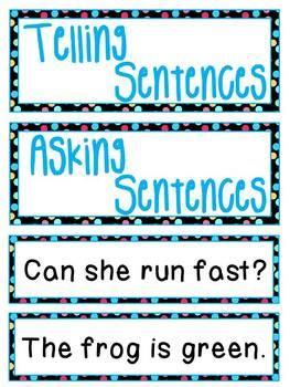 telling   sentences pack   giraffe tpt