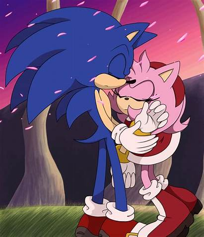 Sonamy Deviantart Sonic Lissfreeangel Boom Tvt Romantic