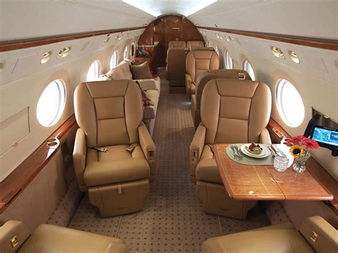 shower with jets gulfstream g550 operators survey business aviation