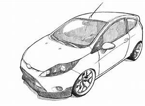 Simple Car Drawings In Pencil | www.pixshark.com - Images ...