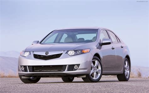 Acura Tsx 2009 Pictures Widescreen Exotic Car Image 46 Of