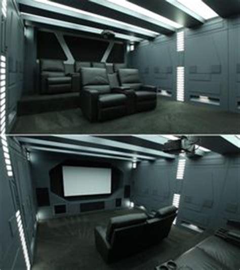 film set design death star interior challenging