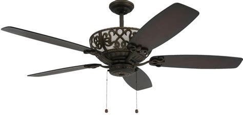 ceiling fans with uplight only troposair 52 quot excalibur ceiling fan