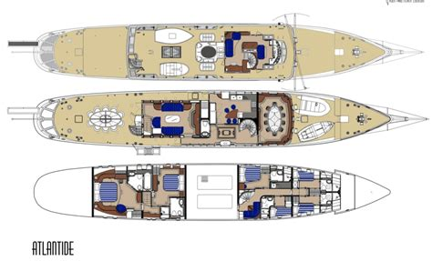 Yacht Floor Plans by Pics For Gt Azzam Yacht Floor Plan