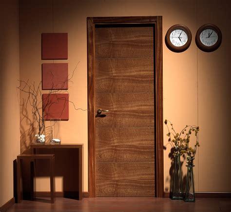 interior wood doors by tren doors spain