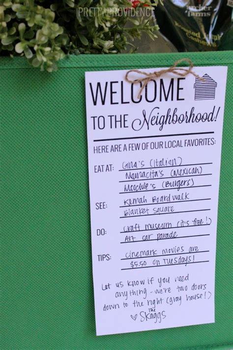 neighbor  gift  neighbor gifts