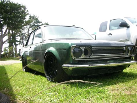 Datsun 510 Flares by 1969 Datsun 510 With Bre Flares