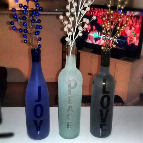ideas using glass bottles 25 creative wine bottle decoration ideas for this