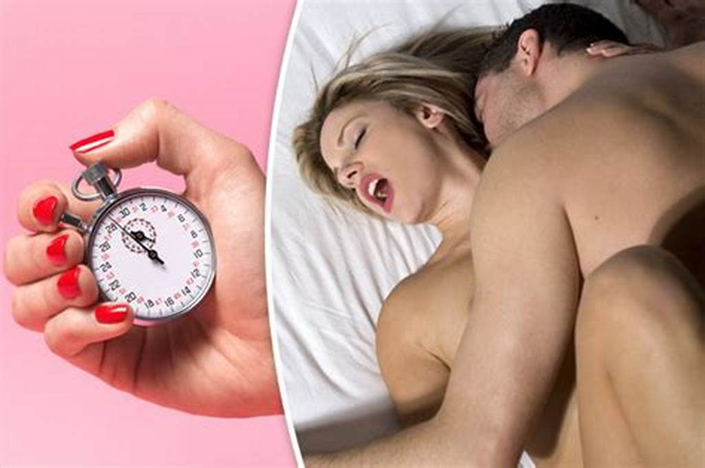 #Sex #Therapists #Reveal #How #Long #You #Should #Last #In #Bed