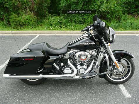 Harley Davidson Flhx Glide by 2013 Harley Davidson Flhx Glide