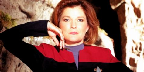 Kate Mulgrew Had A Rule About Sex On Star Trek Voyager