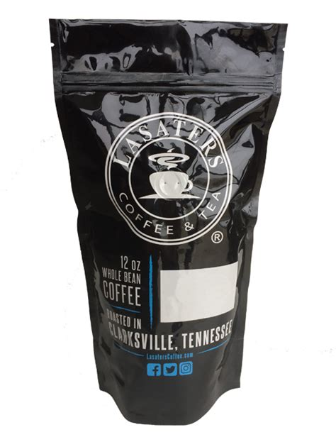 Coffee blue is the uk's leading mobile coffee van franchise. LASATERS® House Blend, 12 oz, Medium Roast Coffee - Lasaters Coffee & Tea®
