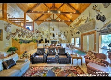 Taxidermy Home Decor: 23 Homes Filled With Taxidermy (PHOTOS)