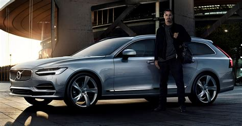what s the new volvo commercial about video new volvo v90 ad featuring zlatan ibrahimovic