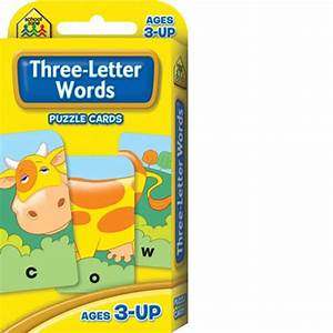 three letter words puzzle cards can you make a cow it39s With 3 letter word building puzzles
