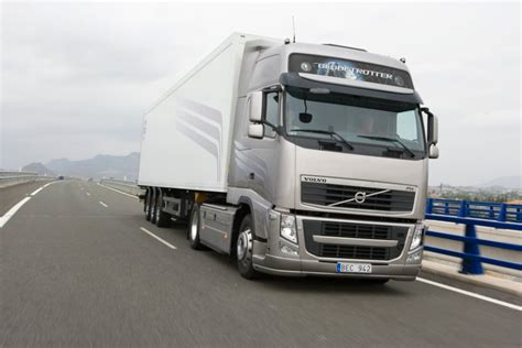 volvo fh top speed
