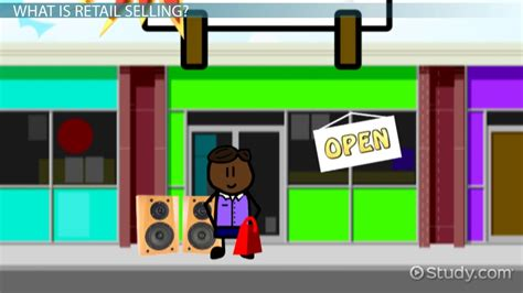 retail selling techniques process video