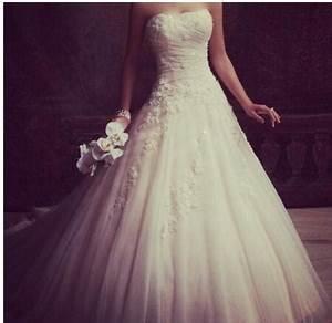 (Your wedding dress)