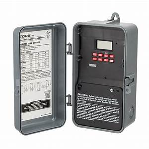 Wire Devices Photocontrol  Timers  And Time Switches Time