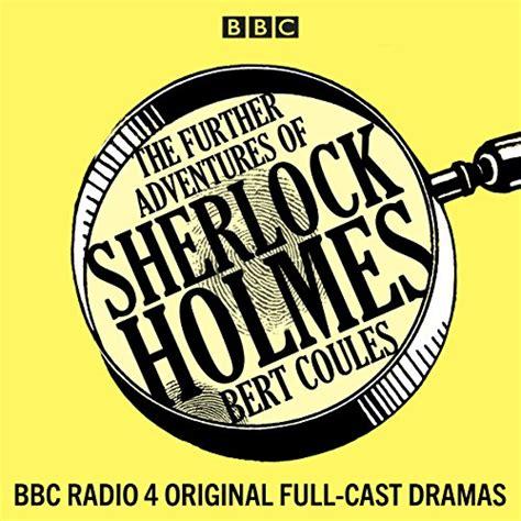 sherlock holmes audiobook adventures audible further bbc radio dramas amazon cast detective sellers british stories whitechapel vampire