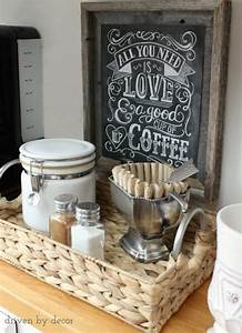 Schiefertafel Deko Küche : pin von ricardo auf coffee bar pinterest ideen f r ~ Michelbontemps.com Haus und Dekorationen
