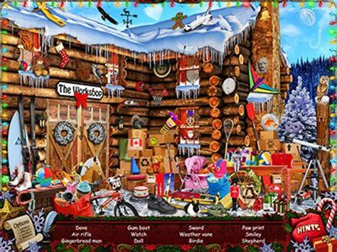 christmas wonderland    games