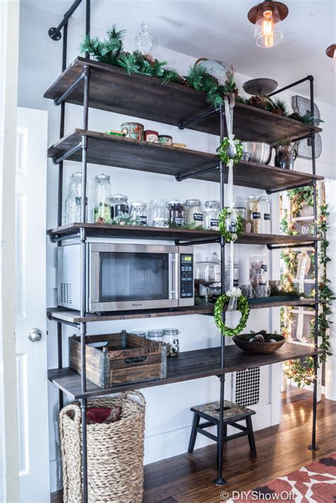 Small Kitchen Table Decorating Ideas by Pantry Before And After Diy Show Off Diy Decorating