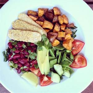 Perfect Vegan Protein Plate