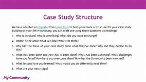 how to build a case study ppt video online download With case study structure template
