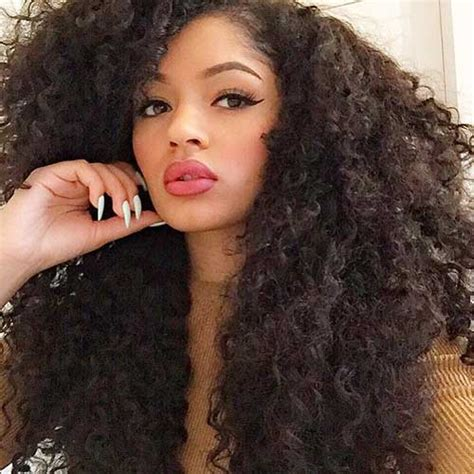 Extraordinary Long Hairstyles For Coarse Hair Around